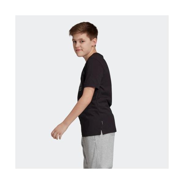 全品ポイント15倍 09/13 17:00〜09/17 16:59 セール価格 アディダス公式 ウェア トップス adidas B ID BOS Tシャツ adidas 02