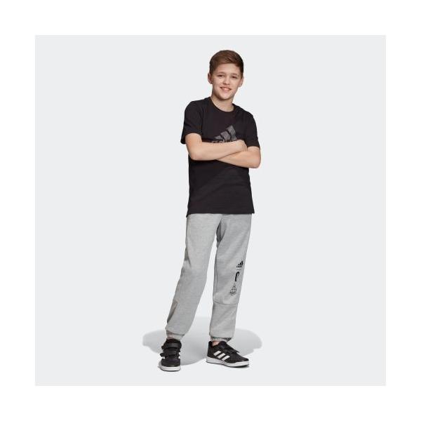 全品ポイント15倍 09/13 17:00〜09/17 16:59 セール価格 アディダス公式 ウェア トップス adidas B ID BOS Tシャツ adidas 07