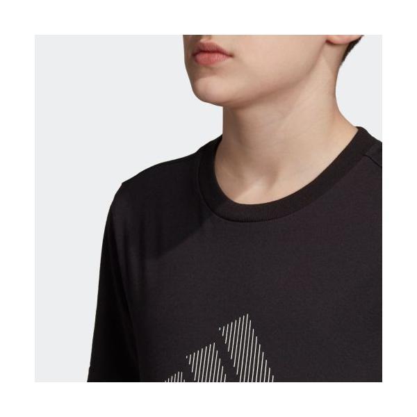 全品ポイント15倍 09/13 17:00〜09/17 16:59 セール価格 アディダス公式 ウェア トップス adidas B ID BOS Tシャツ adidas 09