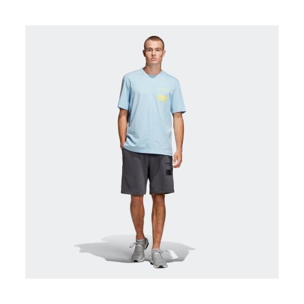 返品可 アディダス公式 ウェア トップス adidas KAVAL GRP TEE|adidas|07