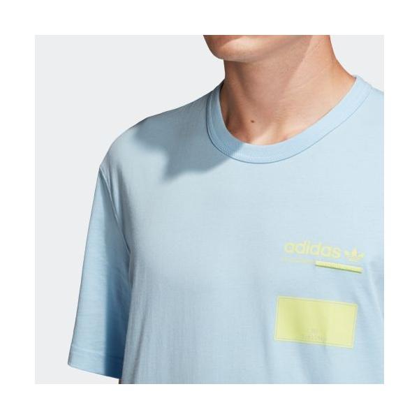 返品可 アディダス公式 ウェア トップス adidas KAVAL GRP TEE|adidas|08
