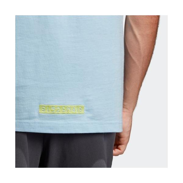 返品可 アディダス公式 ウェア トップス adidas KAVAL GRP TEE|adidas|09