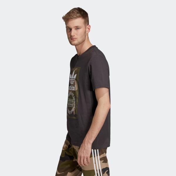 セール価格 アディダス公式 ウェア トップス adidas CAMO TEE|adidas|02
