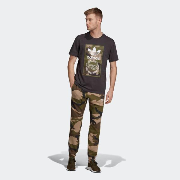 セール価格 アディダス公式 ウェア トップス adidas CAMO TEE|adidas|05
