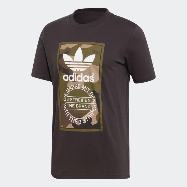 セール価格 アディダス公式 ウェア トップス adidas CAMO TEE|adidas|06