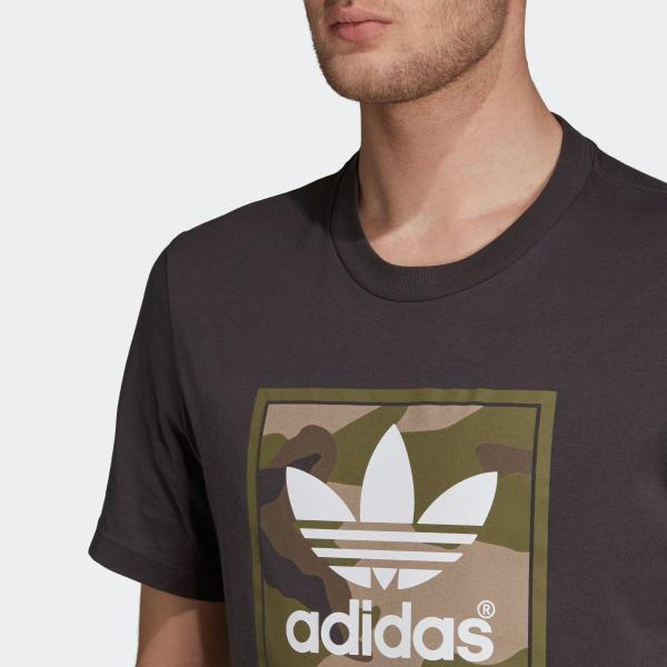セール価格 アディダス公式 ウェア トップス adidas CAMO TEE|adidas|08