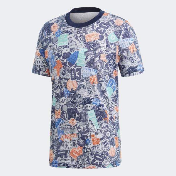 全品送料無料! 07/19 17:00〜07/26 16:59 セール価格 アディダス公式 ウェア トップス adidas STCKERBOMB Tシャツ|adidas