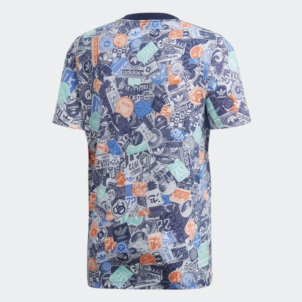 全品送料無料! 07/19 17:00〜07/26 16:59 セール価格 アディダス公式 ウェア トップス adidas STCKERBOMB Tシャツ|adidas|02