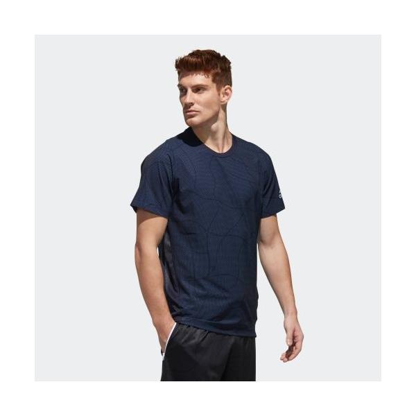 セール価格 アディダス公式 ウェア トップス adidas M4T ネットグラフィック Tシャツ adidas 04
