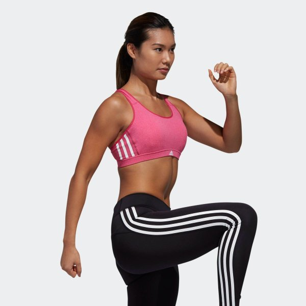 全品送料無料! 08/14 17:00〜08/22 16:59 セール価格 アディダス公式 ウェア トップス adidas ミディアムサポート SBブラ|adidas|04