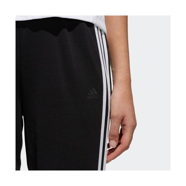 全品送料無料! 6/21 17:00〜6/27 16:59 セール価格 アディダス公式 ウェア ボトムス adidas M4T 3ストライプス ニットロングパンツ|adidas|07