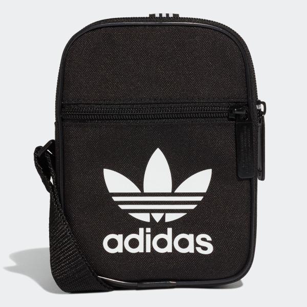 セール価格 アディダス公式 アクセサリー バッグ adidas トレフォイル フェスティバルバッグ|adidas