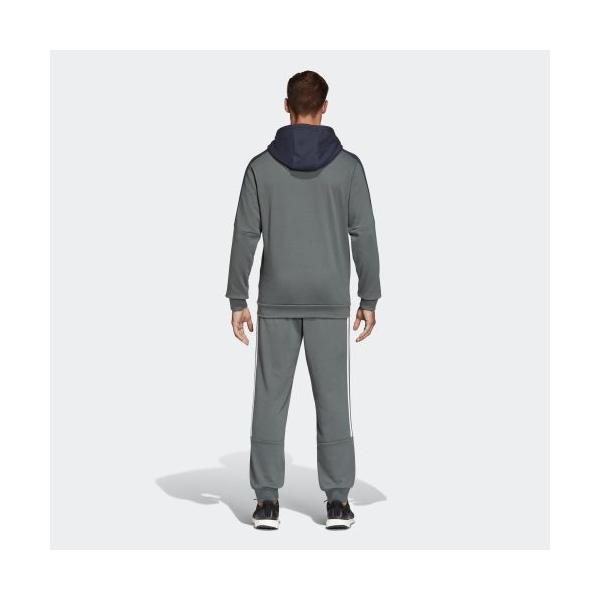 セール価格 アディダス公式 ウェア セットアップ adidas M MUSTHAVES スウェットパーカートラックスーツ|adidas|03
