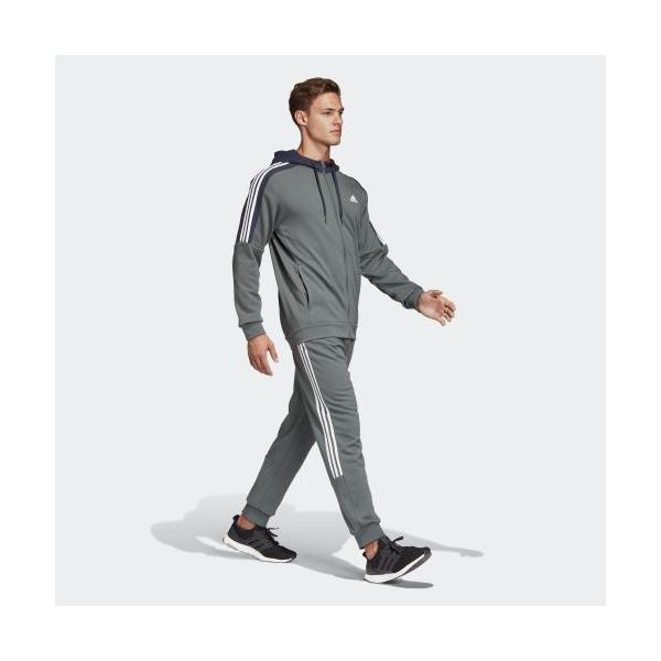 セール価格 アディダス公式 ウェア セットアップ adidas M MUSTHAVES スウェットパーカートラックスーツ|adidas|04