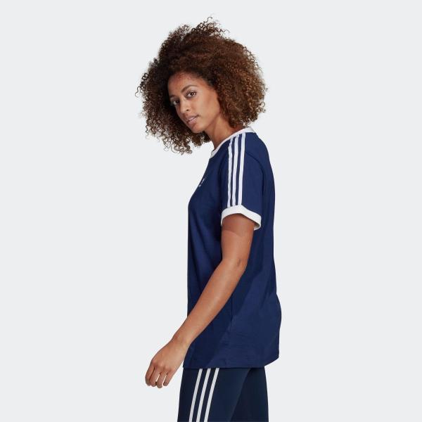 返品可 アディダス公式 ウェア トップス adidas 3 STRIPES TEE|adidas|02