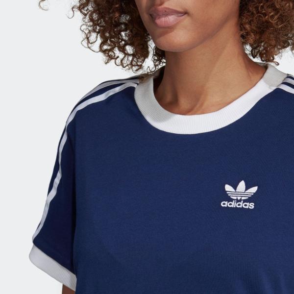 返品可 アディダス公式 ウェア トップス adidas 3 STRIPES TEE|adidas|07