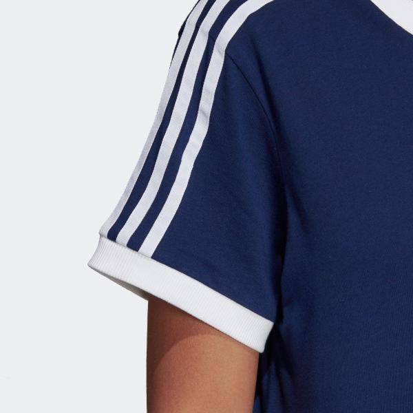 返品可 アディダス公式 ウェア トップス adidas 3 STRIPES TEE|adidas|09