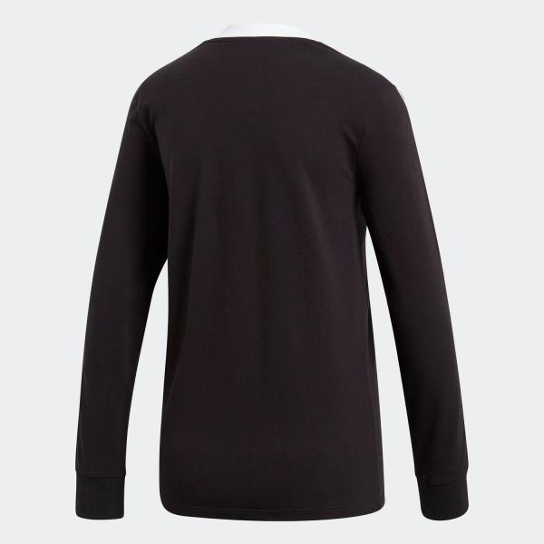 全品ポイント15倍 07/19 17:00〜07/22 16:59 返品可 アディダス公式 ウェア トップス adidas 3ストライプス 長袖Tシャツ|adidas|02
