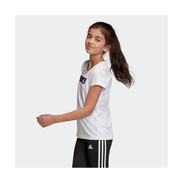 期間限定 さらに40%OFF 8/22 17:00〜8/26 16:59 アディダス公式 ウェア トップス adidas YG TR COOL TEE adidas 02