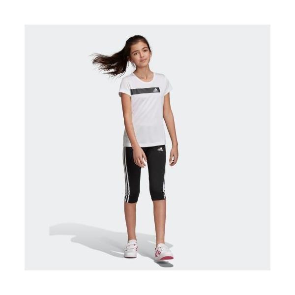 期間限定 さらに40%OFF 8/22 17:00〜8/26 16:59 アディダス公式 ウェア トップス adidas YG TR COOL TEE adidas 05