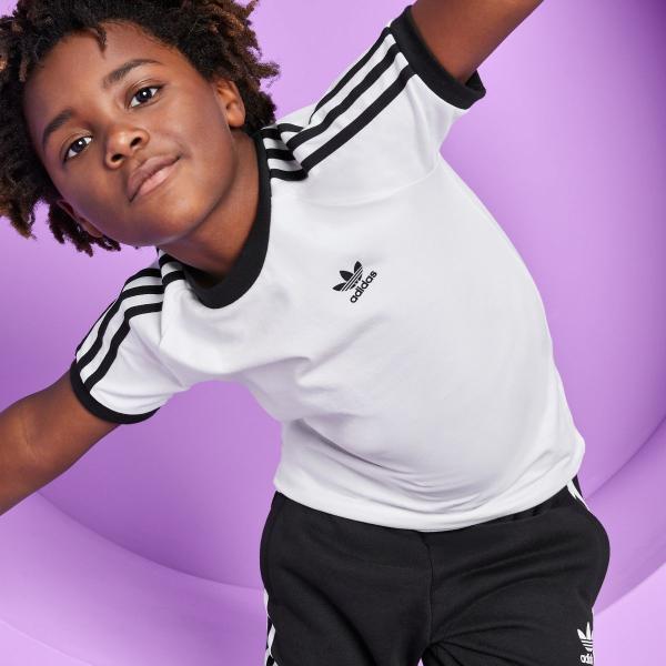 全品送料無料! 08/14 17:00〜08/22 16:59 セール価格 アディダス公式 ウェア トップス adidas 3ストライプ Tシャツ adidas