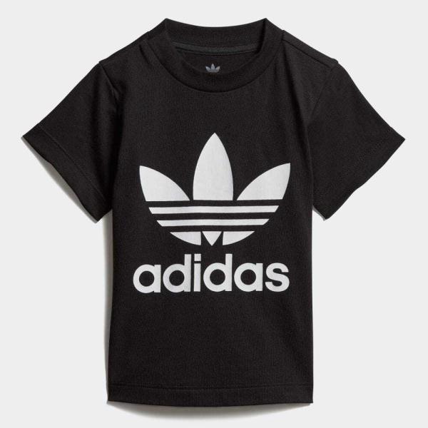 返品可 アディダス公式 ウェア トップス adidas トレフォイルTシャツ adidas 02