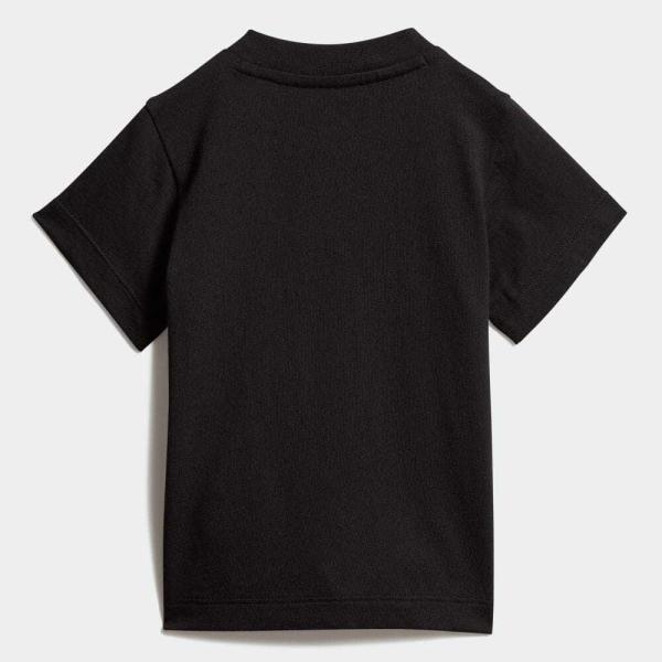 返品可 アディダス公式 ウェア トップス adidas トレフォイルTシャツ adidas 03