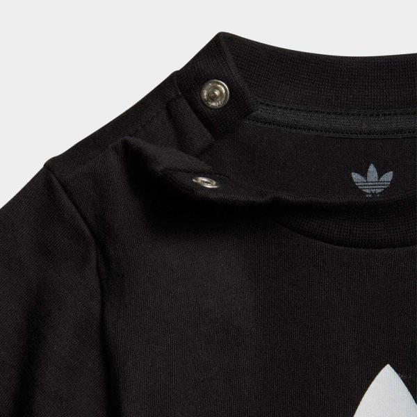 返品可 アディダス公式 ウェア トップス adidas トレフォイルTシャツ adidas 04