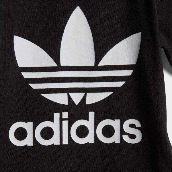 返品可 アディダス公式 ウェア トップス adidas トレフォイルTシャツ adidas 05
