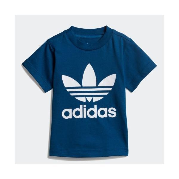 全品送料無料! 08/14 17:00〜08/22 16:59 セール価格 アディダス公式 ウェア トップス adidas トレフォイルTシャツ|adidas