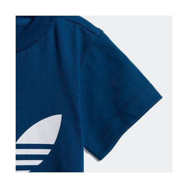 全品送料無料! 08/14 17:00〜08/22 16:59 セール価格 アディダス公式 ウェア トップス adidas トレフォイルTシャツ|adidas|04