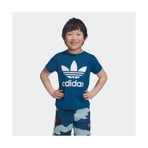 期間限定 さらに40%OFF 8/22 17:00〜8/26 16:59 アディダス公式 ウェア トップス adidas トレフォイルTシャツ adidas
