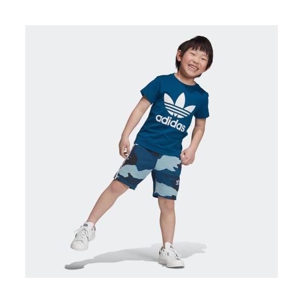 期間限定 さらに40%OFF 8/22 17:00〜8/26 16:59 アディダス公式 ウェア トップス adidas トレフォイルTシャツ adidas 07