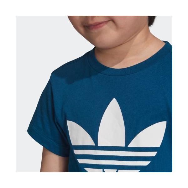 期間限定 さらに40%OFF 8/22 17:00〜8/26 16:59 アディダス公式 ウェア トップス adidas トレフォイルTシャツ adidas 08