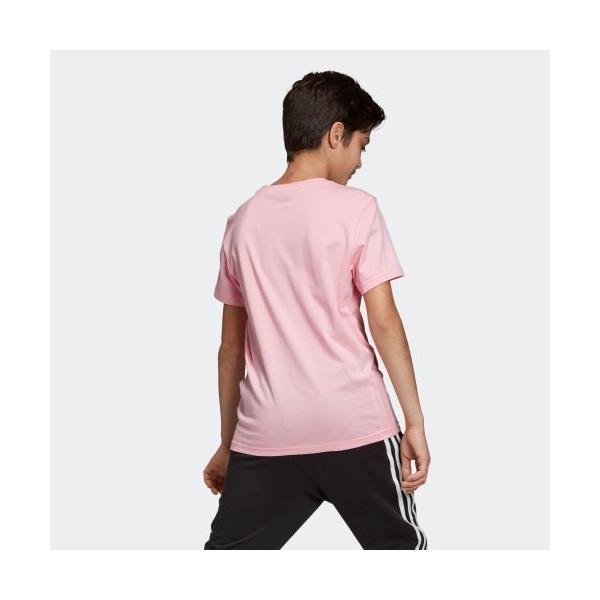 返品可 アディダス公式 ウェア トップス adidas トレフォイルTシャツ|adidas|03