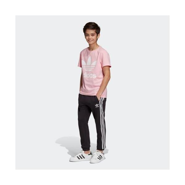 返品可 アディダス公式 ウェア トップス adidas トレフォイルTシャツ|adidas|07