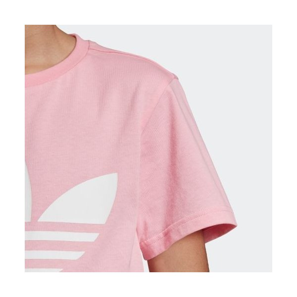 返品可 アディダス公式 ウェア トップス adidas トレフォイルTシャツ|adidas|09
