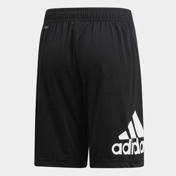 全品送料無料! 08/14 17:00〜08/22 16:59 セール価格 アディダス公式 ウェア ボトムス adidas B TRN CLIMALITE ハーフパンツ|adidas|02