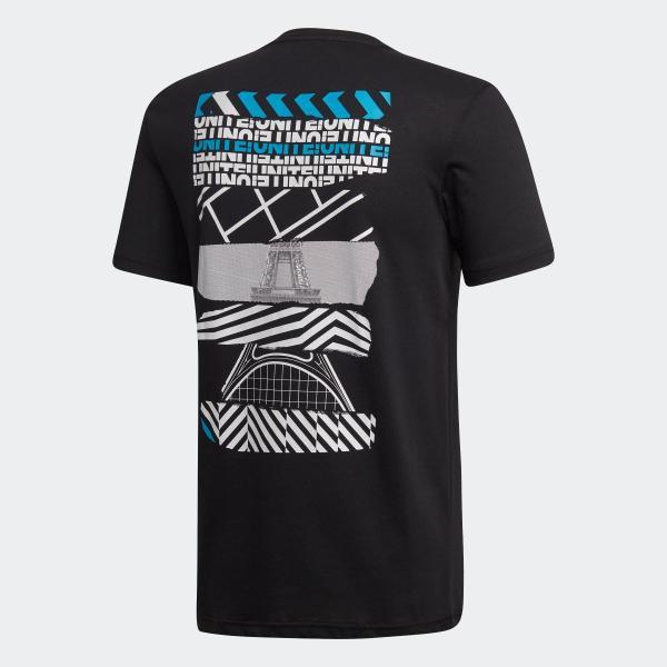 セール価格 アディダス公式 ウェア トップス adidas PARIS グラフィック Tシャツ|adidas|06
