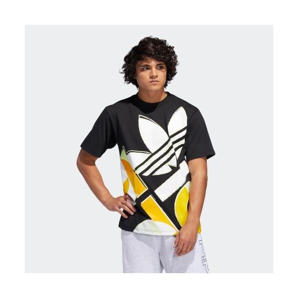 全品送料無料! 08/14 17:00〜08/22 16:59 セール価格 アディダス公式 ウェア トップス adidas BOLD GRAPHIC TEE|adidas