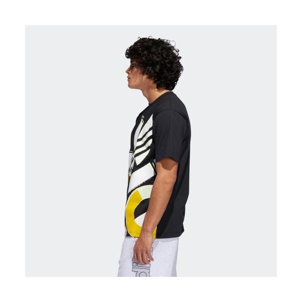 全品送料無料! 08/14 17:00〜08/22 16:59 セール価格 アディダス公式 ウェア トップス adidas BOLD GRAPHIC TEE|adidas|02