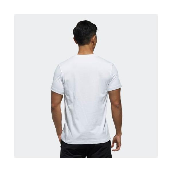 セール価格 アディダス公式 ウェア トップス adidas プリントTシャツ|adidas|03