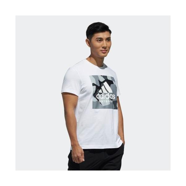 セール価格 アディダス公式 ウェア トップス adidas プリントTシャツ|adidas|04
