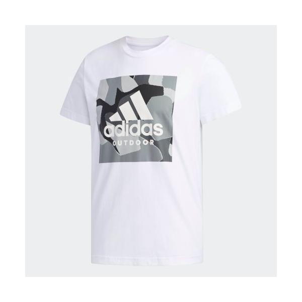 セール価格 アディダス公式 ウェア トップス adidas プリントTシャツ|adidas|05