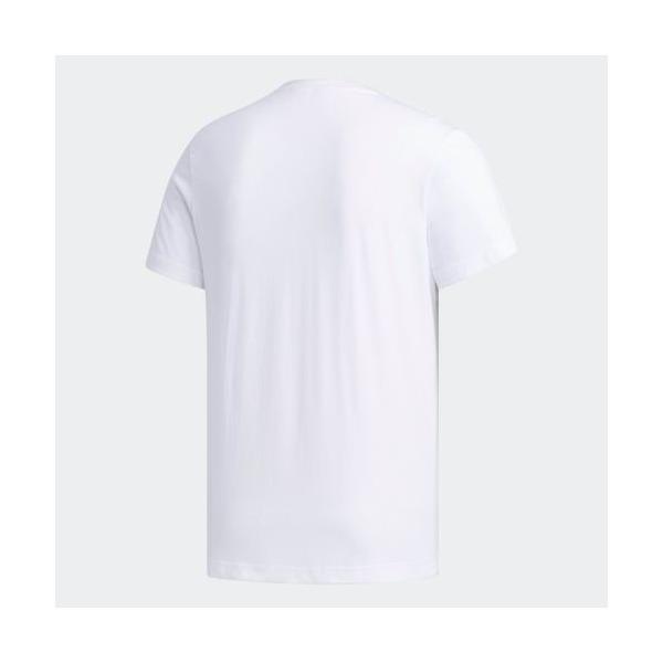 セール価格 アディダス公式 ウェア トップス adidas プリントTシャツ|adidas|06