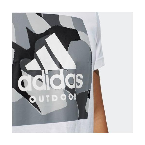 セール価格 アディダス公式 ウェア トップス adidas プリントTシャツ|adidas|07