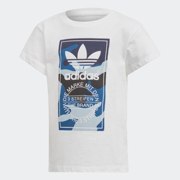 返品可 アディダス公式 ウェア セットアップ adidas カモ柄半袖Tシャツ&ショーツ 上下セット|adidas|06