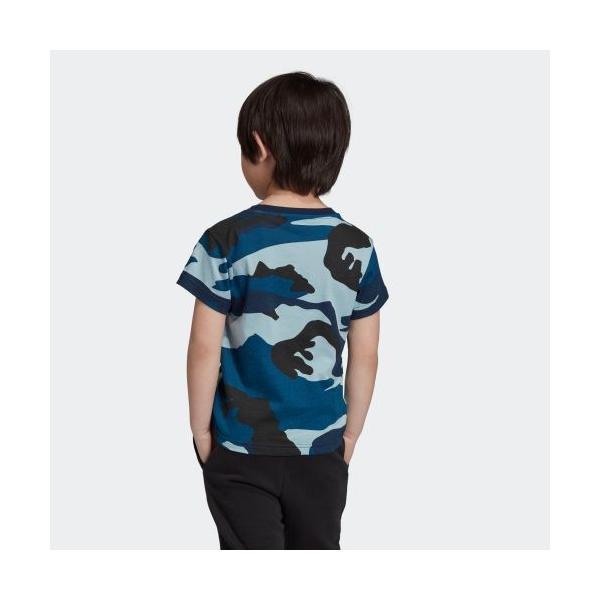 全品送料無料! 6/21 17:00〜6/27 16:59 返品可 アディダス公式 ウェア トップス adidas カモ柄Tシャツ|adidas|03