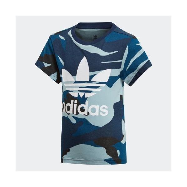 全品送料無料! 6/21 17:00〜6/27 16:59 返品可 アディダス公式 ウェア トップス adidas カモ柄Tシャツ|adidas|05