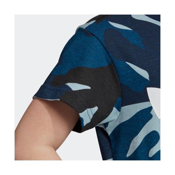 全品送料無料! 6/21 17:00〜6/27 16:59 返品可 アディダス公式 ウェア トップス adidas カモ柄Tシャツ|adidas|09